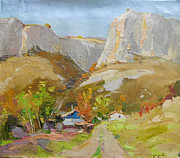 Alexander Shandor - Mountain Crimea.
