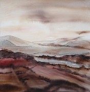 Hazel Millington - Mountain dawn