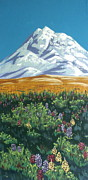 Linda Rous - Mountain Flowers