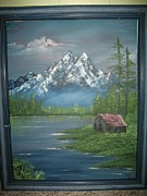 Kathy Livermore Art - Mountain Majesty by Kathy Livermore