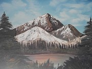 Shawn Cooper - Mountain Range