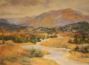Barbara Smeaton - Mountain River