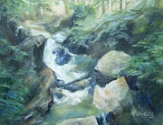 Mary Lynne Powers - Mountain Stream