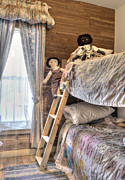 Inn Photos - Mountain Sweet Childrens Room by Juli Scalzi