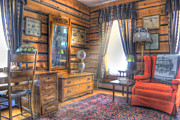 Inn Photos - Mountain Sweet Sitting Area by Juli Scalzi
