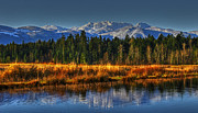 Autumn Colours Photos - Mountain Vista by Randy Hall