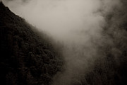 West Virginia Photo Posters - Mountains And Mist Poster by Shane Holsclaw