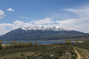 Mt Elbert Framed Prints - Mountains CO Mt Elbert 1 Framed Print by John Brueske