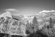 Moutain Scenery Yosemite Np No14 Print by  Ilona Anita Tigges - Goetze