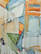 Drips Paintings - Movement and Color Study 2 by Shawn Hiser