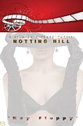 Gloves Digital Art - Movie Poster - NOTTING HILL by Liane Wright