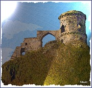 Gra Howard - Mow Cop Castle England
