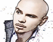 Rapper Art - Mr 305 by Cheryl Young