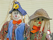 Ann Horn - Mr and Mrs Scarecrow