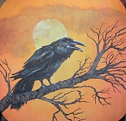 Maria Elena Gonzalez - Mr Crow and the moon