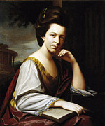 Henry Benbridge - Mrs Charles Cotesworth Pinckney. Sarah Middleton by Henry Benbridge