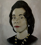 Chelle Brantley - Mrs. Coretta Scott King