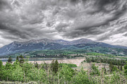 Noah Katz - Mt. Elbert Towers In The...