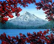 Kenny Henson - Mt Hood Autumn