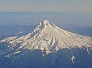 Mount Hood Oregon Prints - Mt Hood Print by Steven Lapkin