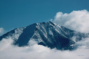 West Fork Photo Originals - Mt Lamborn Colorado by Janice Rae Pariza