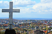 Razorbacks Photos - Mt. Sequoyah - Fayetteville by Jon Cotroneo