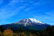 Mount Shasta Photos - Mt. Shasta 3a by Joshua Greeson