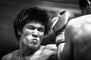Mma Photos - Muay thai faight by Batiga Edouard