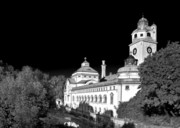 Sightseeing Prints - Muellersches Volksbad - Munich Germany Print by Christine Till