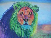 King Pastels Originals - Mufsa by Robert Stokes