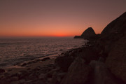 David Millenheft - Mugu Rock Sunset