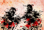 Muhammad Ali 2 Print by MB Art factory
