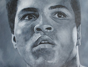 Muhammad Paintings - Muhammad Ali by David Dunne