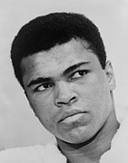 Muhammad Ali Print by Ira Rosenberg