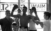 Muhammad Ali Raising Arms Print by Retro Images Archive