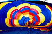Amusements Prints - Multi Faceted Flight Print by Greg Fortier