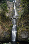 Geraldine Alexander - Multnomah Falls