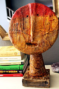 Primitive Art Sculpture Prints - MUM no.3 Print by Mark M  Mellon