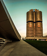 Hannes Cmarits Art - munich - BMW office - vintage by Hannes Cmarits