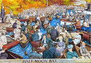 Lingfai Leung - Murals of Half Moon Bay...