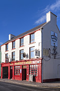 Murphy Prints - Murphys Pub on the Streets of Dingle Ireland Print by Mark E Tisdale
