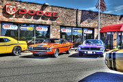 Ryan Doray - Muscle Car Dealership