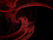 Andee Photography - Muscles And Tendons - Abstract - Anatomy - Fractal Art