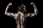 Arms Behind Back Posters - Muscles Poster by Jt PhotoDesign