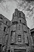 Appleton Art Metal Prints - Museum at the Castle  8301 Metal Print by Guy Whiteley