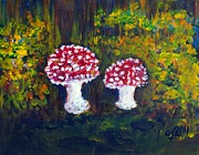 Catherine Jeffrey - Mushrooms