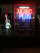 Guy Ricketts Photography Prints - Music Always Round Me Print by Guy Ricketts