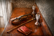 Classical Photos - Music - Violin - A sound investment  by Mike Savad