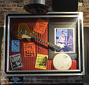 Autographed Photo Prints - Musician Dan Walker autographed framed memorabilia Print by Renee Anderson