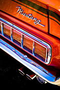 Autofocus Prints - Mustang Mach 1 Print by Phil